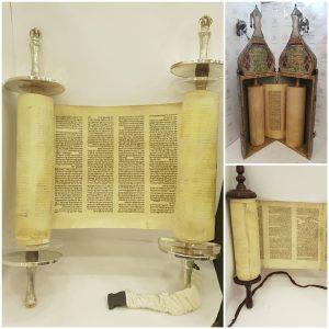 ספרי תורה משומשים ותיקים משומשים